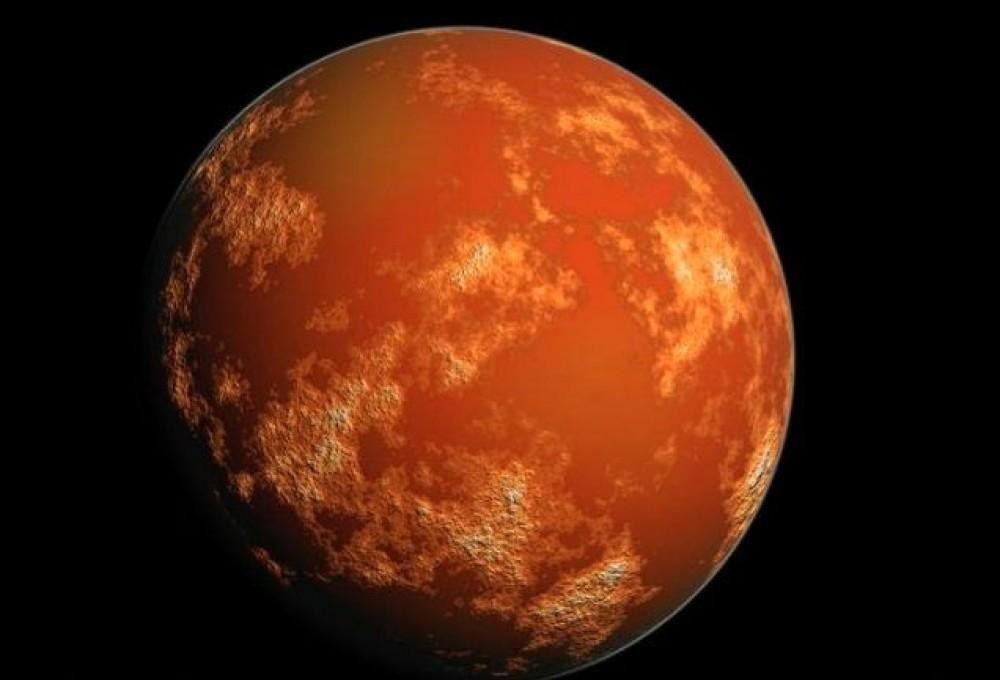 Как сделать марс планету