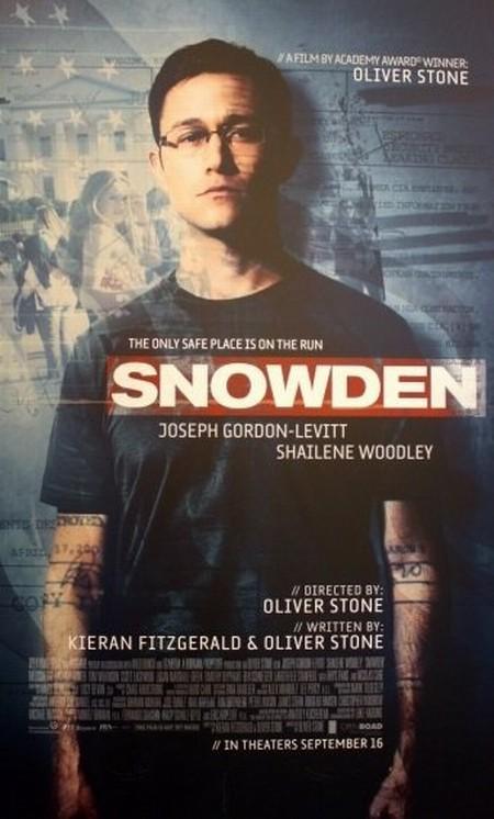 Snowden  Сноуден