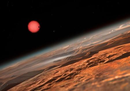 Астрономы нашли три потенциально обитаемые планеты