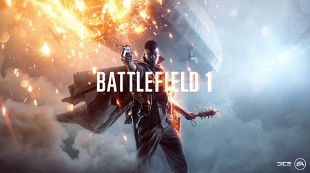Анонсирован Battlefield 1
