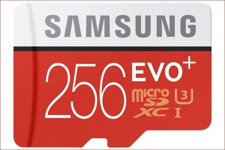 microSD на 256 Гбайт