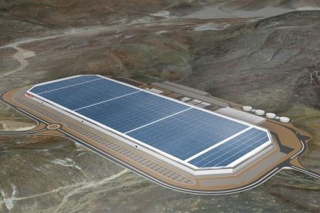 Гигафабрика Tesla открывается 29 июля