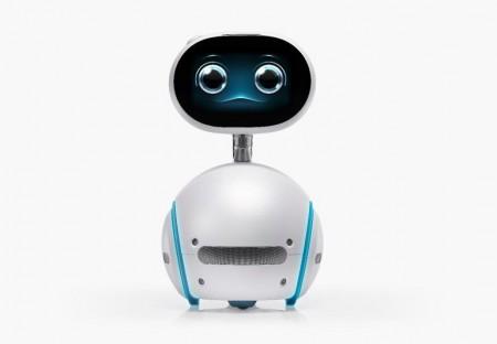 Zenbo — дружелюбный домашний робот