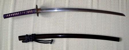 Сергей Поликарпов о японском мече