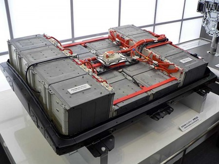 Аккумуляторный блок высокой ёмкости для электромобилей