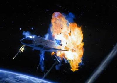 NASA устроило пожар на космическом корабле Cygnus