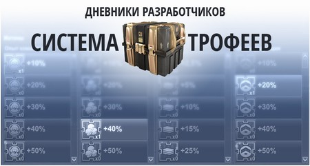 Armored Warfare система трофеев (21.06.16)