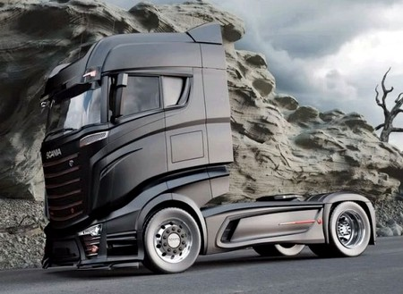 Швеция открыла электрическое шоссе длиной 2 км для грузовиков