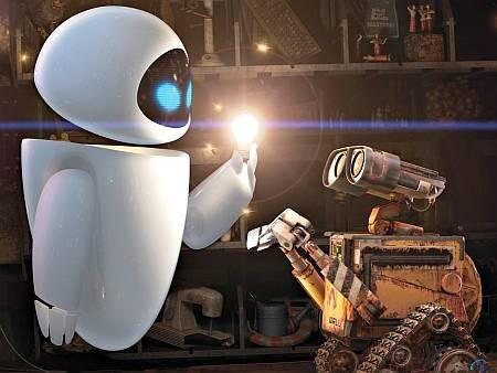 Робот ищет любовь