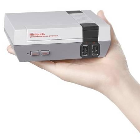 Новая игровая консоль от Nintendo