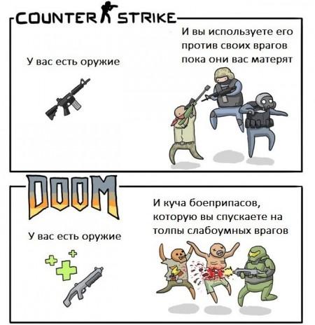 Оружие в играх