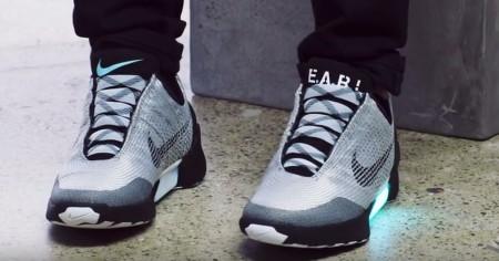 Самозашнуровывающиеся кроссовки Nike выйдут на рынок 28 ноября 2016