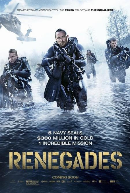 Ренегаты / Renegades