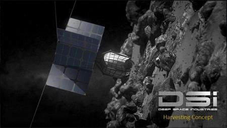Новый закон позволит компаниям владеть ресурсами астероидов