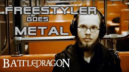 «Freestyler» для металистов
