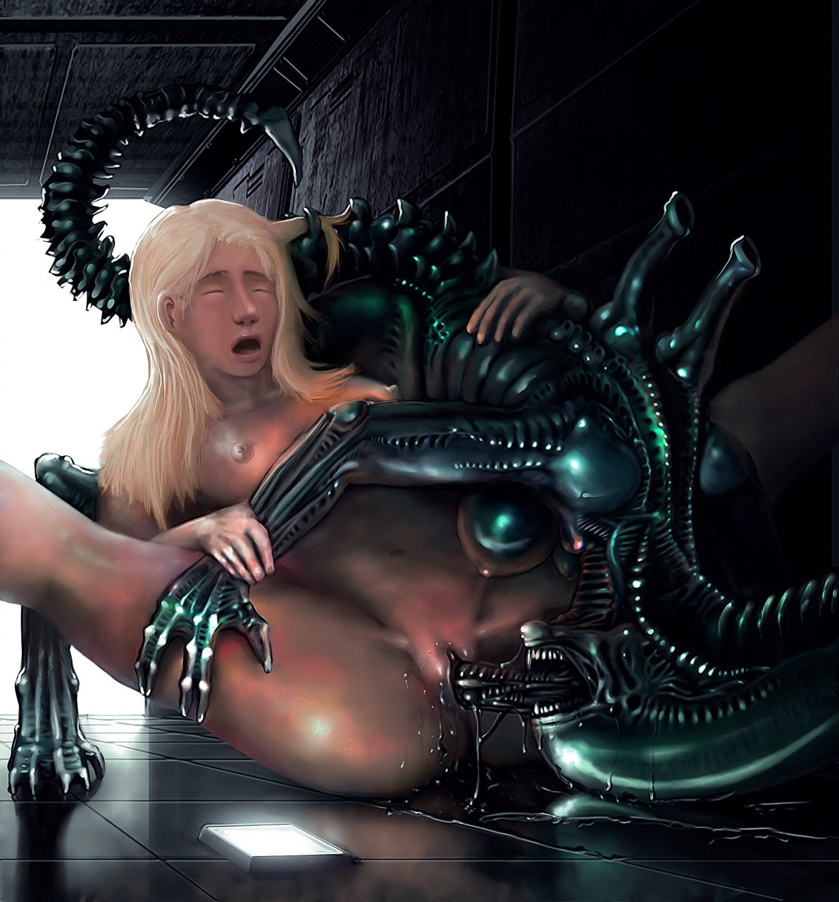 Xenomorph Sex 102