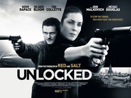 Секретный агент / Unlocked
