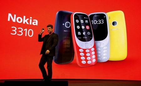 Nokia 3310 (Обновление 2017)