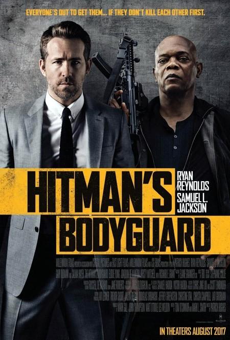 The Hitman's Bodyguard / Телохранитель киллера