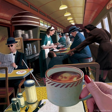 Blue Plate Special - Jeff Lee Johnson