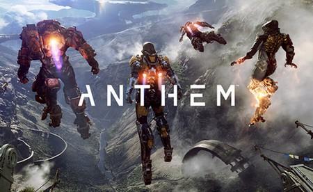 Anthem от BioWare