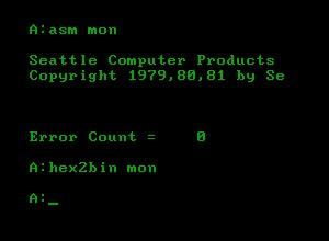 Полная история IBM PC, часть вторая: империя DOS наносит удар