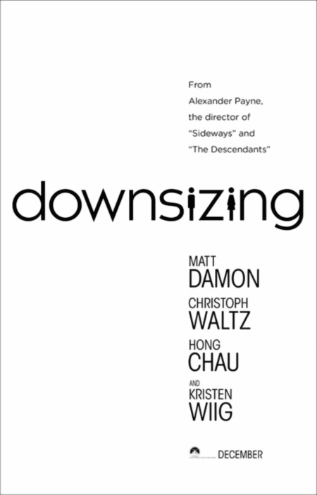 Downsizing / Уменьшение / Короче