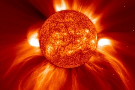 Как вспышки повлияют на жизнь на Земле