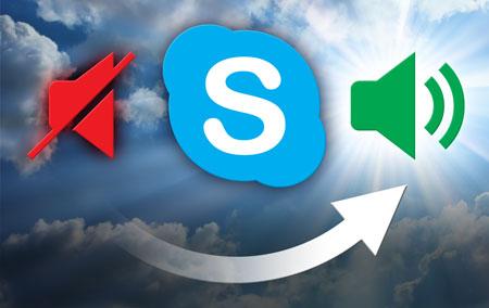 Skype - звук входящего звонка