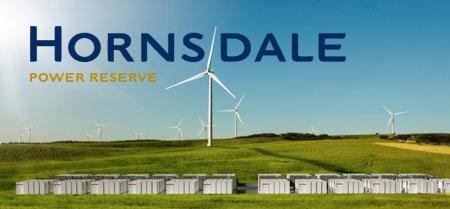 Гигантская аккумуляторная система Tesla - Hornsdale Power Reserve
