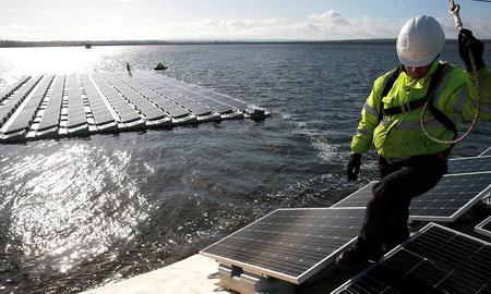 Первая солнечная ферма в открытом океане