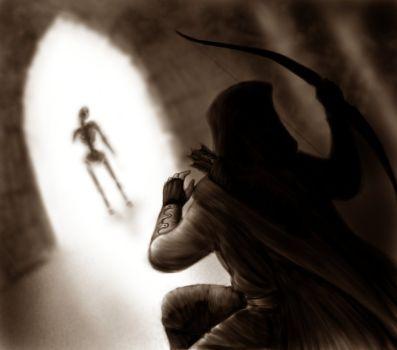 """Первый смотритель - """"Воришка""""(Ну ОЧЕНЬ вольная новеллизация Thief: Dark project (GOLD)) (повесть)"""