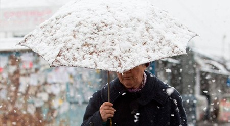 В Мирном жарко, в Архангельске холодно. Почему?