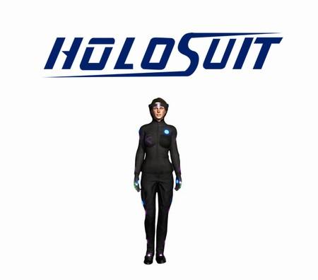 VR-костюм HoloSuit в Ноябре 2018