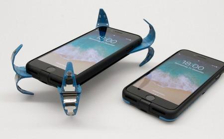 AD Case - активный чехол для смартфона