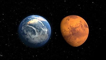 Реальная фантастика - зачем лететь на марс и сколько стоит проезд?