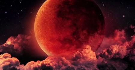 Полное лунное затмение 27 июля 2018