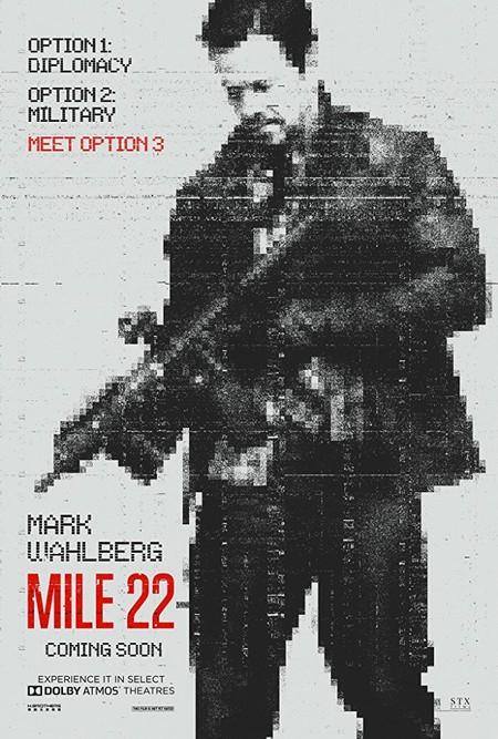 Mile 22 / 22 Мили