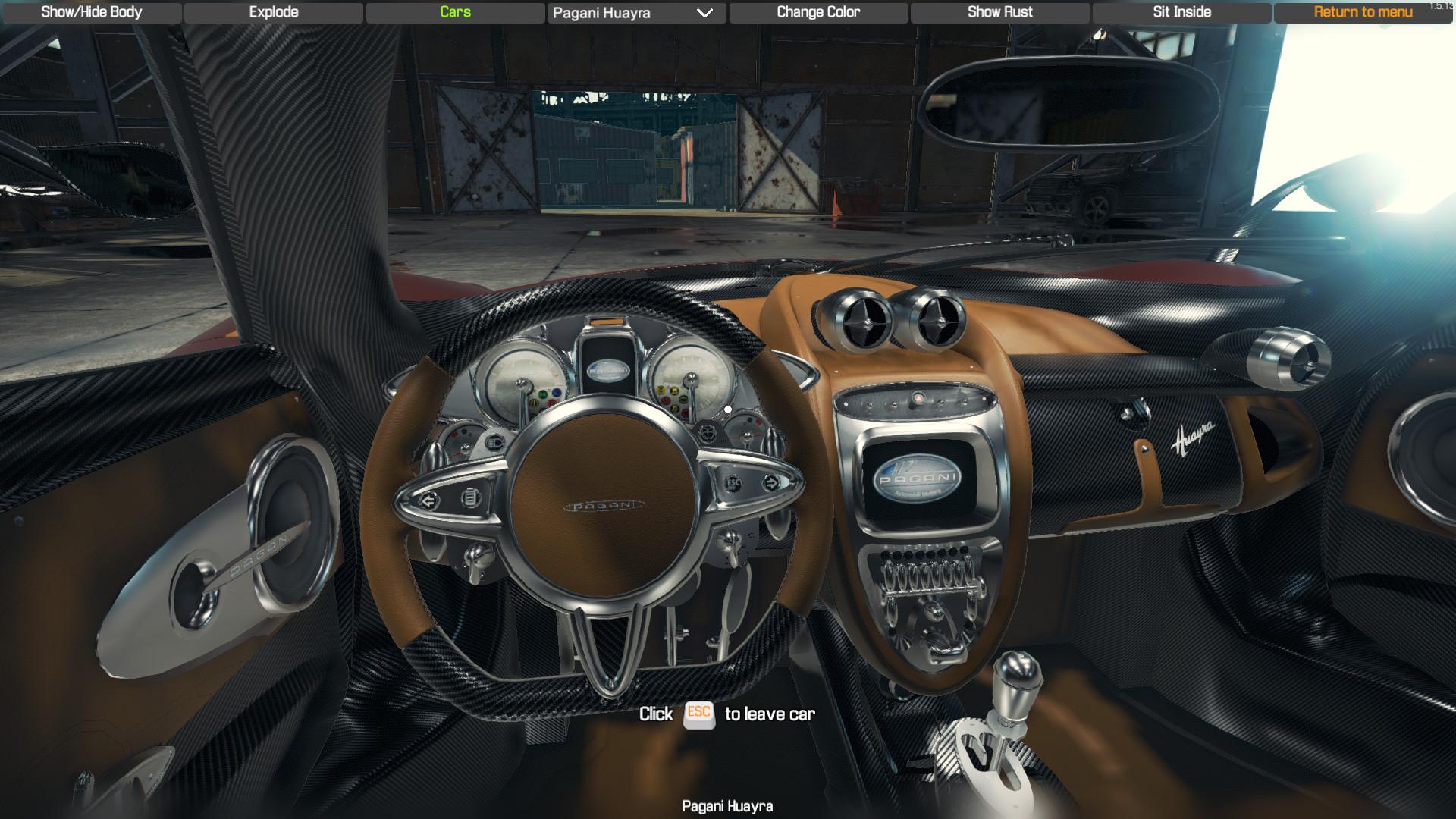 Car Mechanic Simulator 2018 Xenomorph