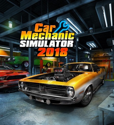 Car Mechanic Simulator 2018