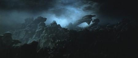 Ридли Скотт планировал закончить «Чужих» на планете из оригинального фильма