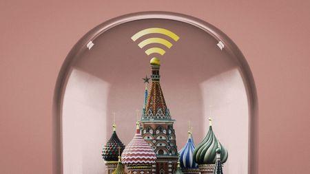 Россия протестирует физическое отключение от интернета в ближайшие 2 недели