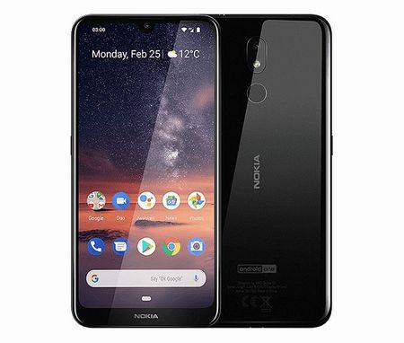 Смартфона Nokia 3.2