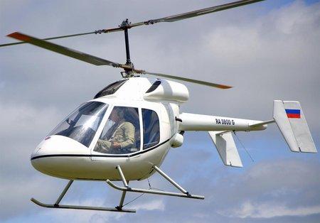 Двухместный вертолет Р-30
