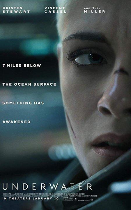Underwater / Под водой