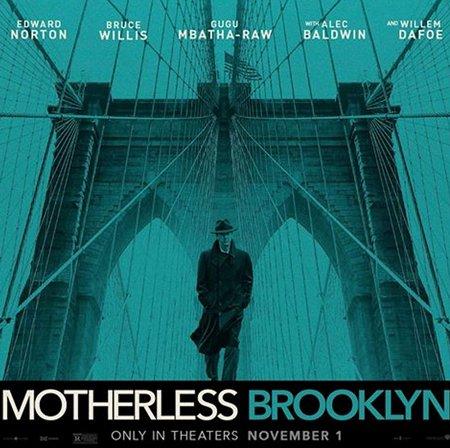 Motherless Brooklyn / Сиротский Бруклин
