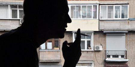 О запрете курения на балконах