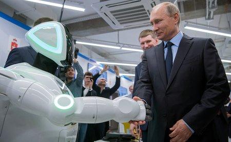 Путин утвердил национальную стратегию развития искусственного интеллекта